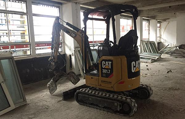 mini bagger 1 7 tonnen vermietung muenchen - Bagger Maschinenverleih