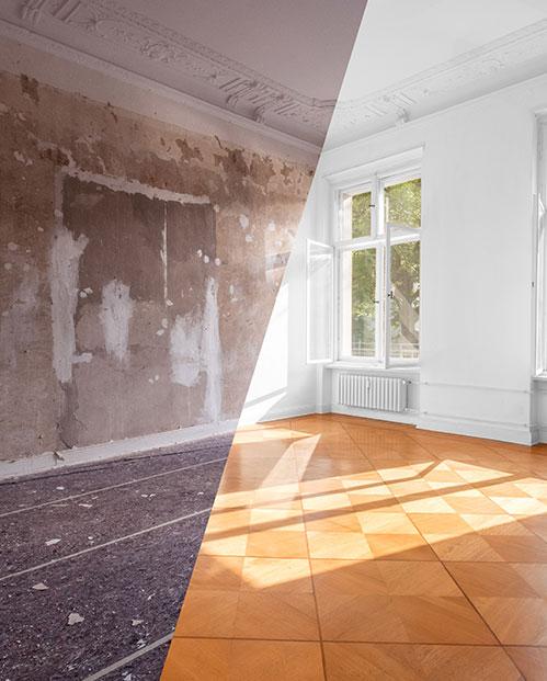 wohnungssanierung muenchen 01 - Renovierung München